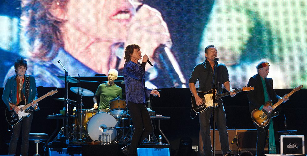 Rolling Stones sob o encanto lisboeta