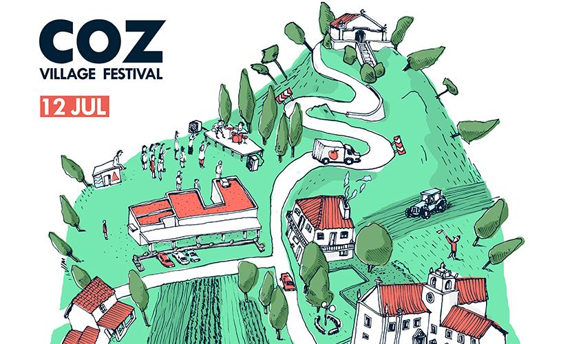 PASSATEMPO ENCERRADO: Coz Village Festival