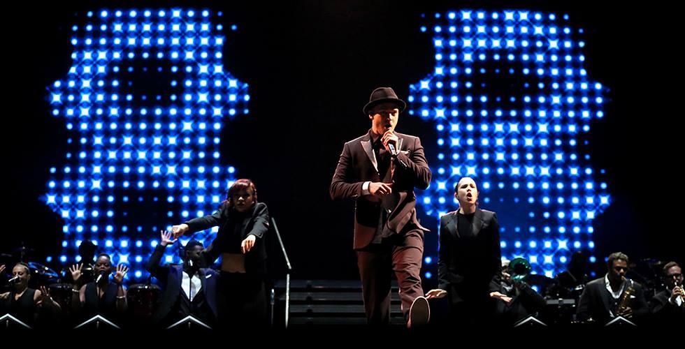 Justin Timberlake, o homem que queria ser Michael Jackson