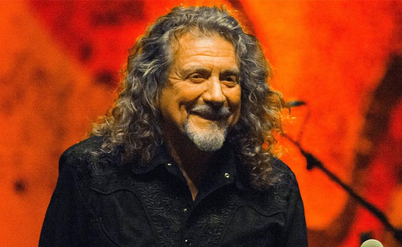 Robert Plant chama pesos pesados para antologia que chega em Outubro