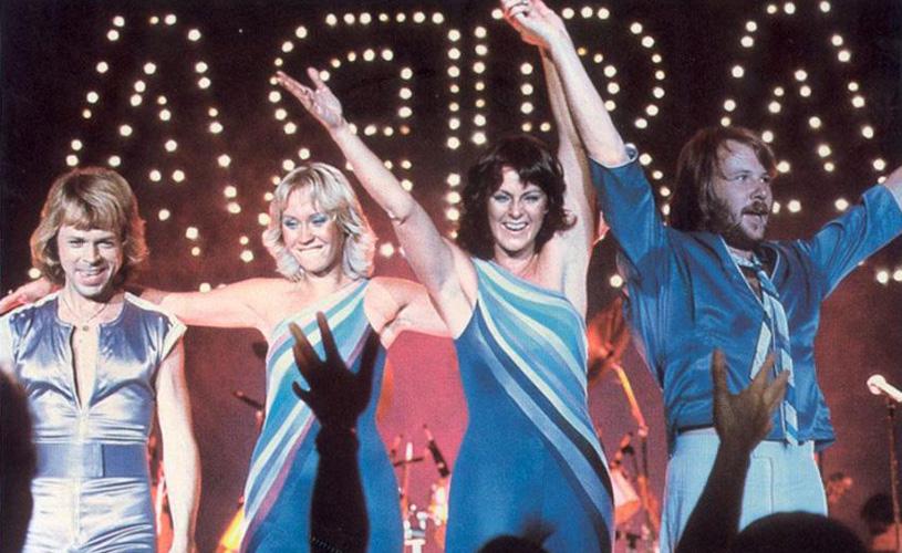 Concerto histórico dos ABBA editado em CD e vinil