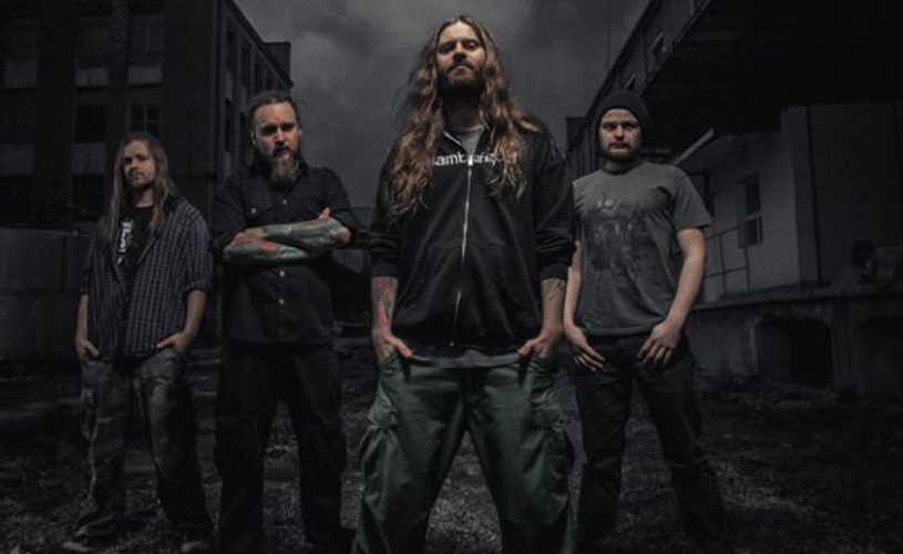 "Decapitated editam ""Blood Mantra"" em Setembro"