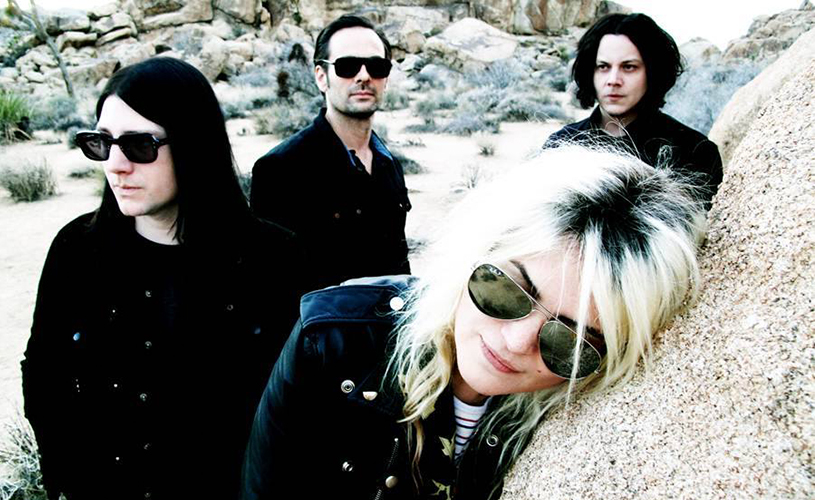 The Dead Weather divulgam música inédita