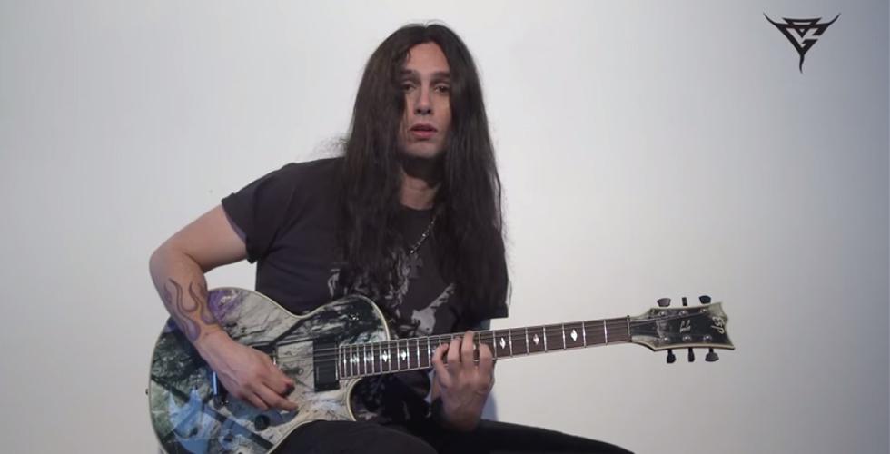 Gus G. ensina-te a tocar os seus riffs