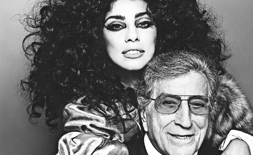 Tony Bennett e Lady Gaga editam álbum em parceria