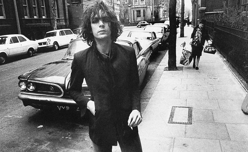 Syd Barrett regressa aos palcos… de teatro