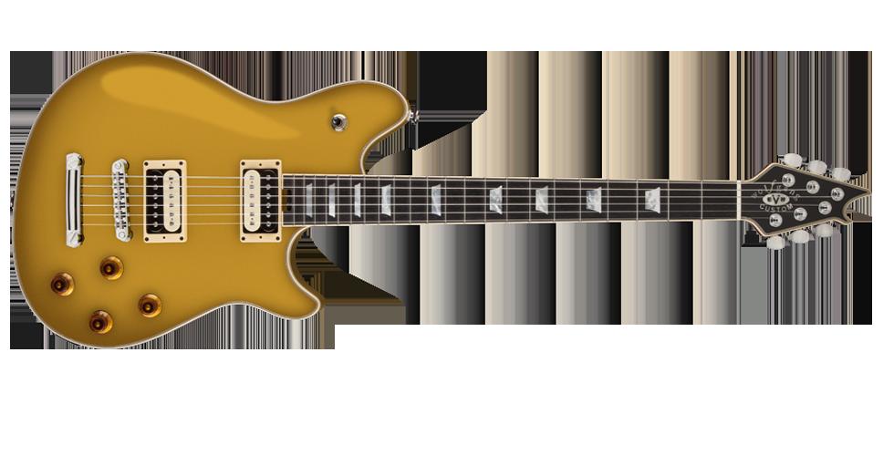 As novas guitarras EVH