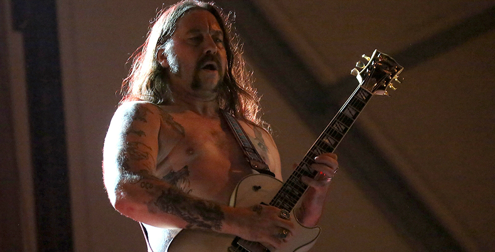 High On Fire, hostias!