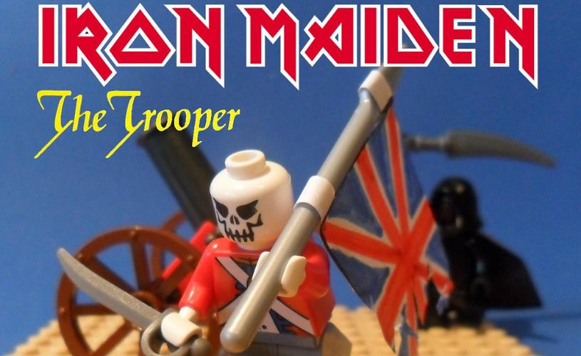 Lego Maiden