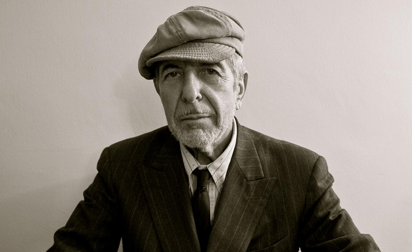 "Leonard Cohen estreia nova música ""Never Gave Nobody Trouble"""