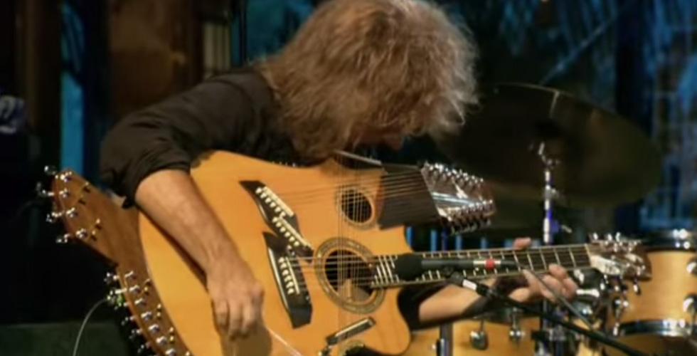 40 guitarras estranhas