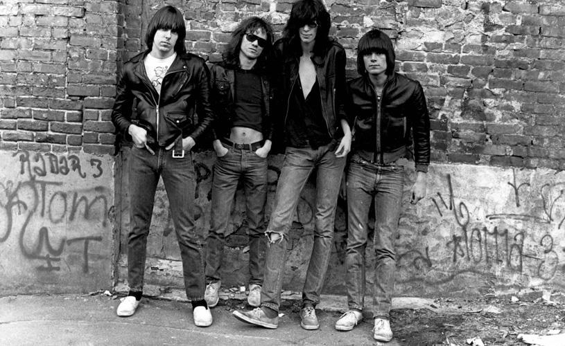 Ramones retratados no cinema por Martin Scorcese