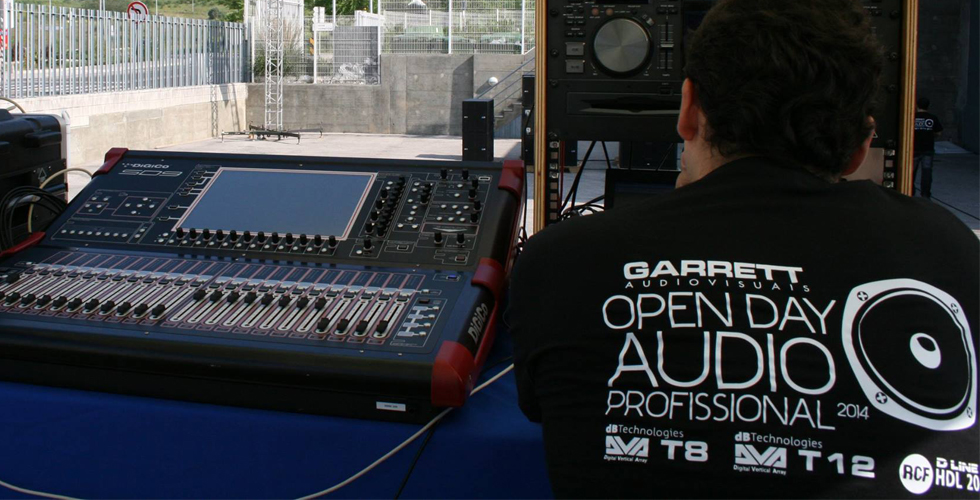 Open Day Professional Audio