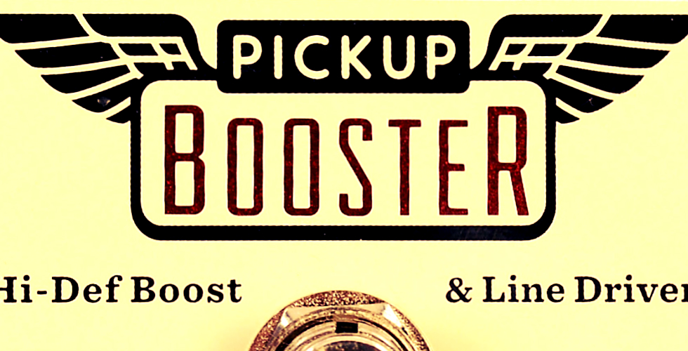 Seymour Duncan reintroduz o Pickup Booster