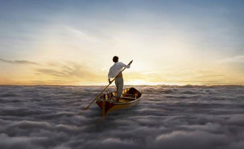 O primeiro tema de Pink Floyd desde 1994