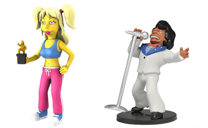 R.E.M., Aerosmith e Elvis Costello entre as novas figuras dos The Simpsons