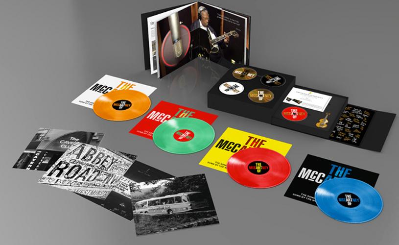 """""""The Art of McCartney"""" reúne covers de grandes nomes da música"""