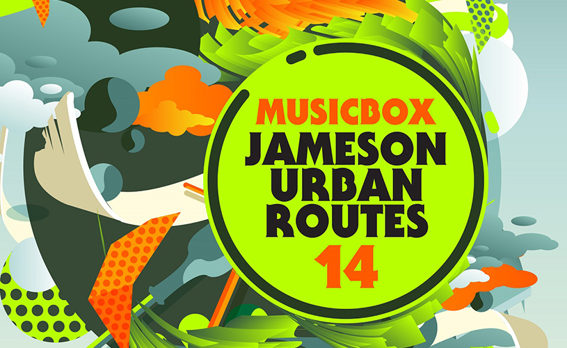 AS10, Jameson Urban Routes