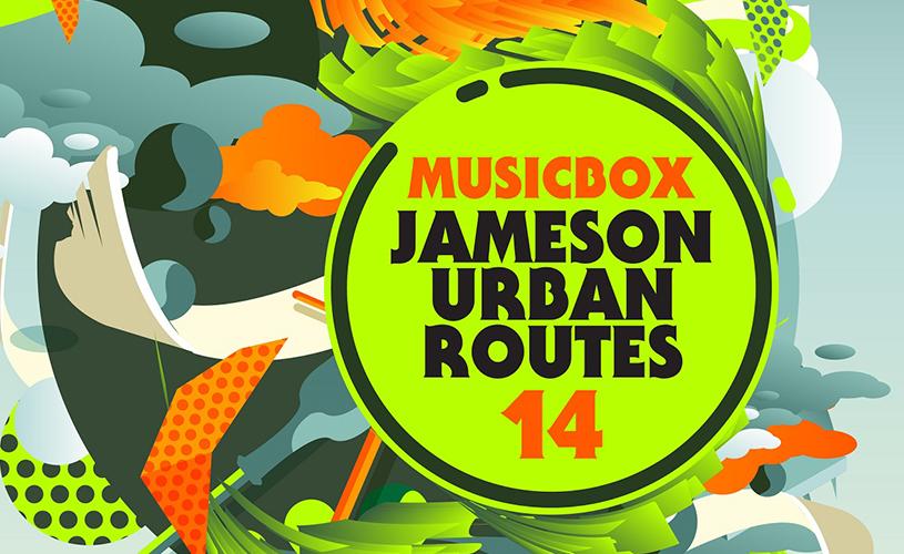 AS10, Jameson Urban Routes