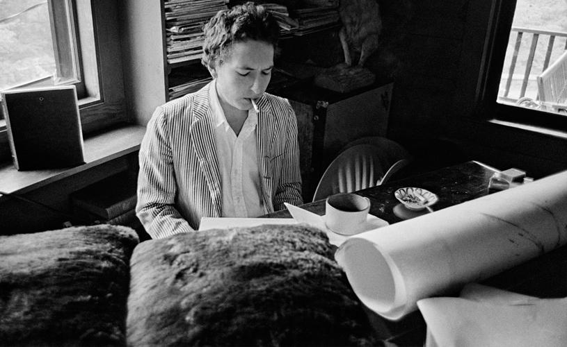 "Ouve em streaming ""The Basement Tapes Complete"" de Bob Dylan"