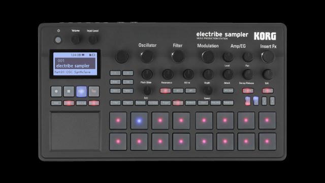 electribbe sampler