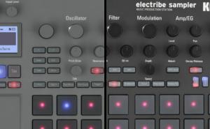electribe header
