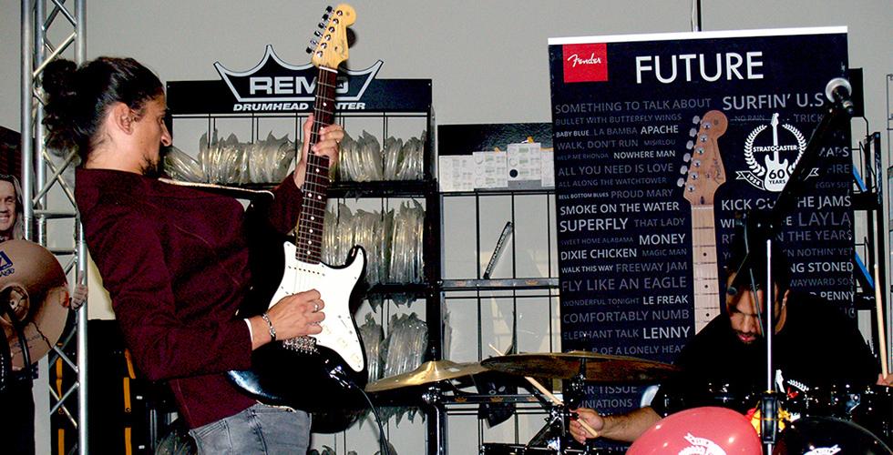 60º Aniversário Stratocaster em Portugal