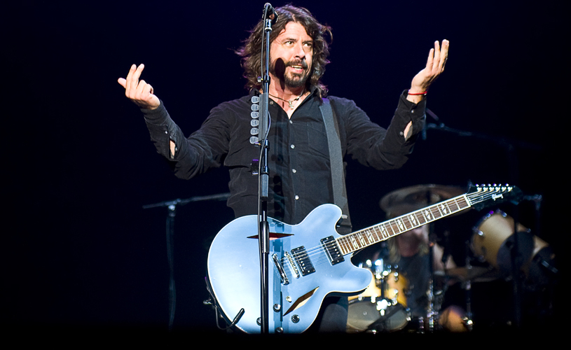 Foo Fighters, Mini Tour de Garagens