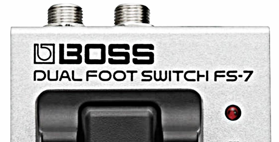 Boss FS-7