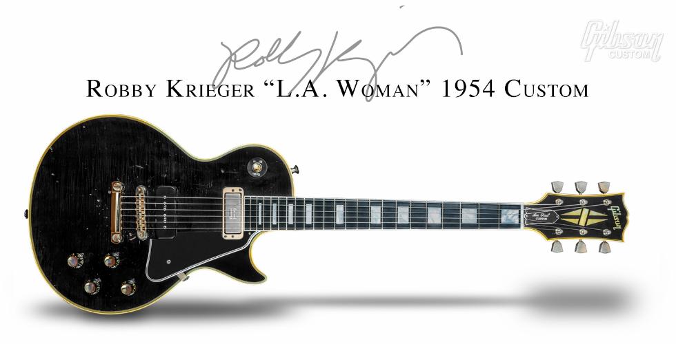 "Gibson ""LA Woman"" 1954 Custom"