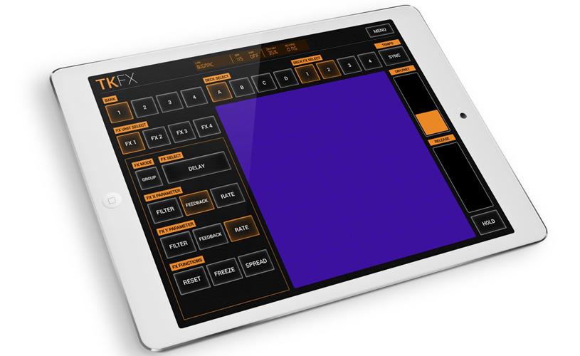 TKFX: a nova app para DJs desenvolvida por um português