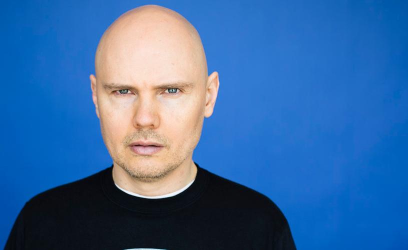 Billy Corgan faz música para genérico de wrestling