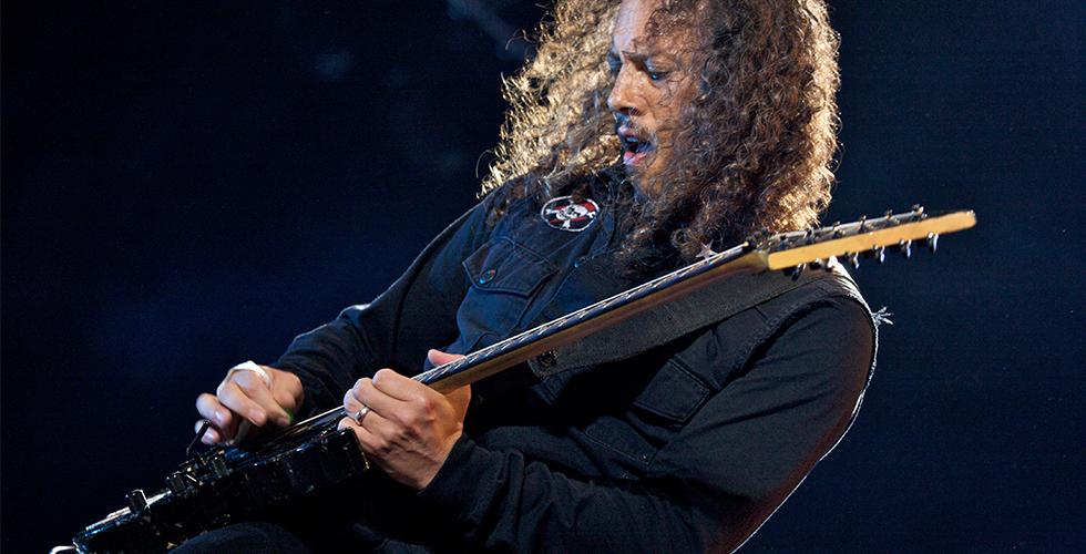 Kirk Hammett, Rig Rundown