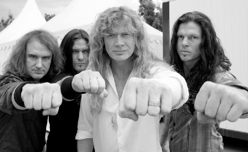 O fim dos Megadeth?