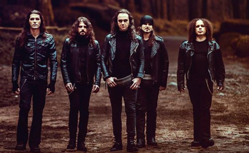 Moonspell no Vagos Metal Fest