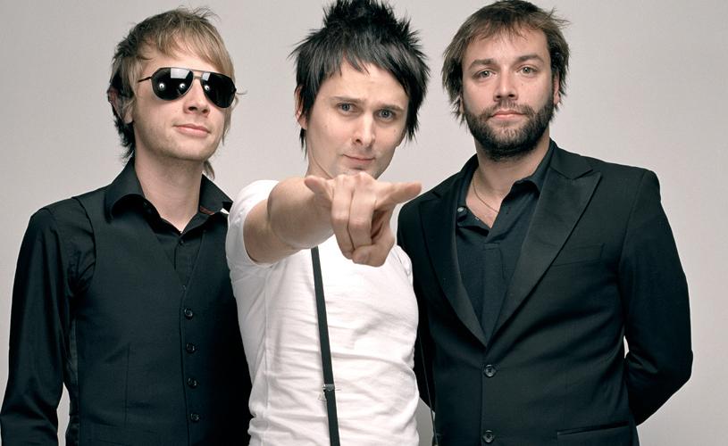 Muse revelam nome do novo álbum?