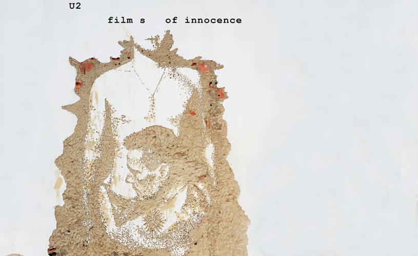 """Vhils realiza vídeo para """"Films Of Innocence"""" dos U2"""