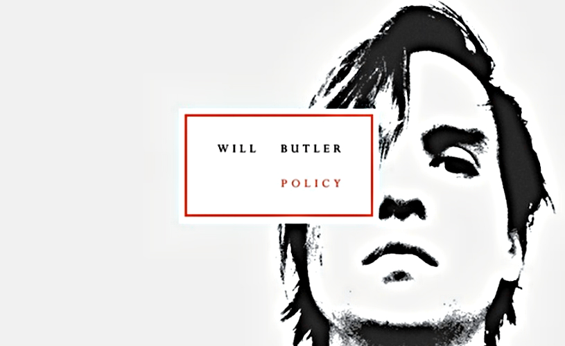 Will Butler sem Arcade Fire