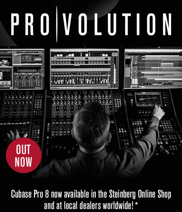 cubase 8 provolution