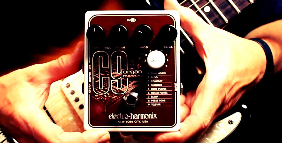 EHX C9, Organ Machine