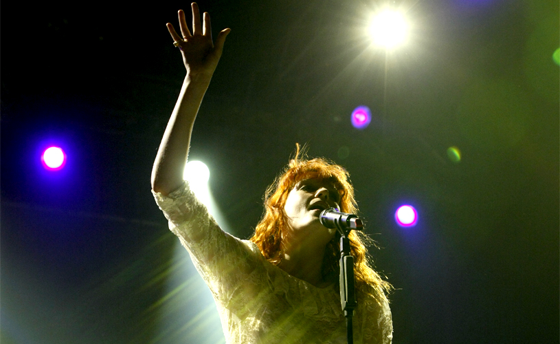 Florence and the Machine no SBSR'15