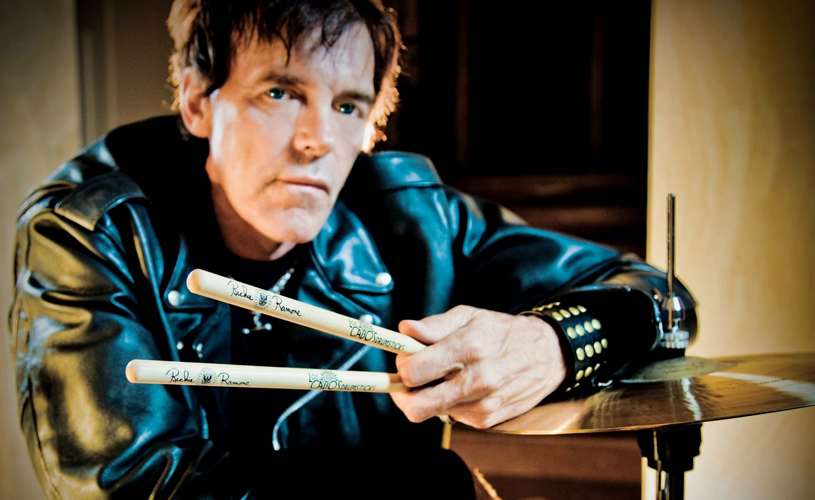"Richie Ramone edita vídeo para ""Entitled"""
