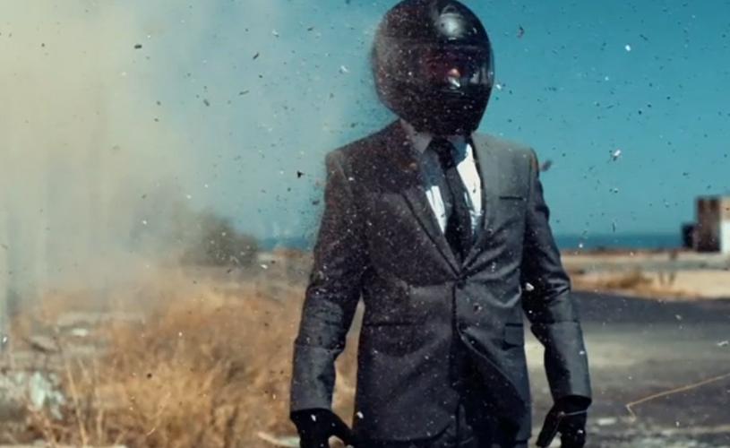 O explosivo vídeo realizado por Vhils para os U2!