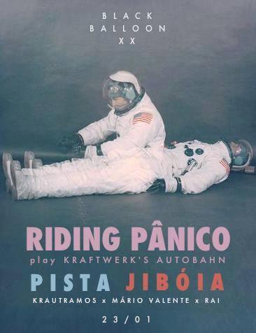 LUX Riding Pânico