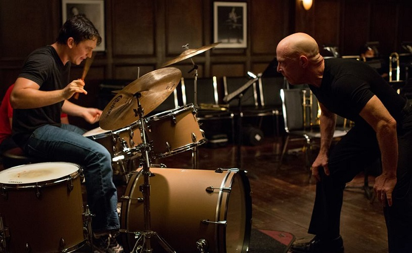 'Whiplash' conta a ascensão de um jovem baterista