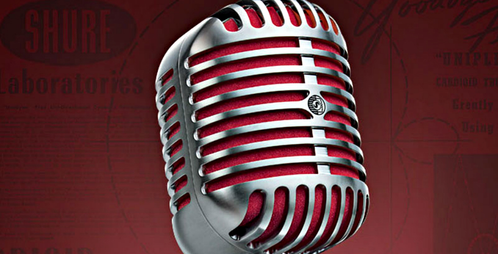 Shure 5575LE giveaway