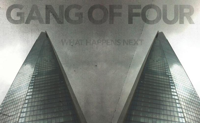 Gang Of Four e Alison Mosshart