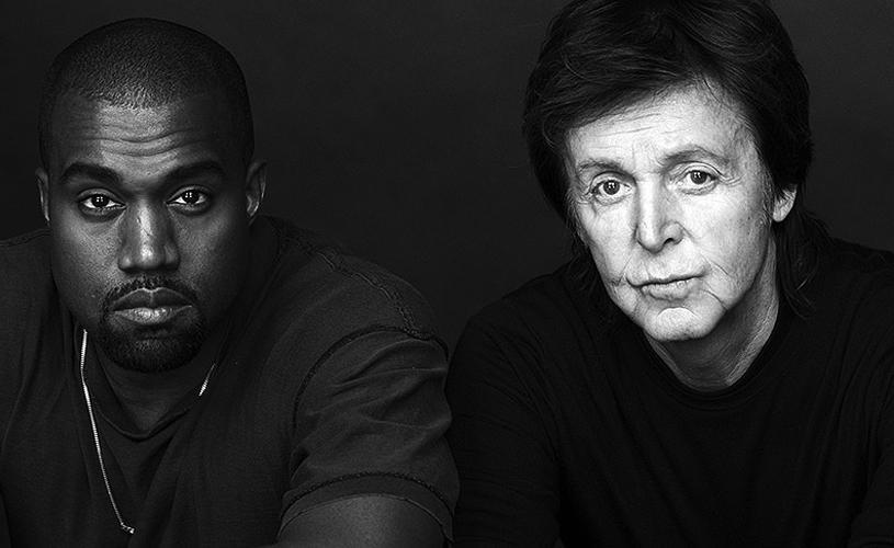 Kanye West e… Paul McCartney?