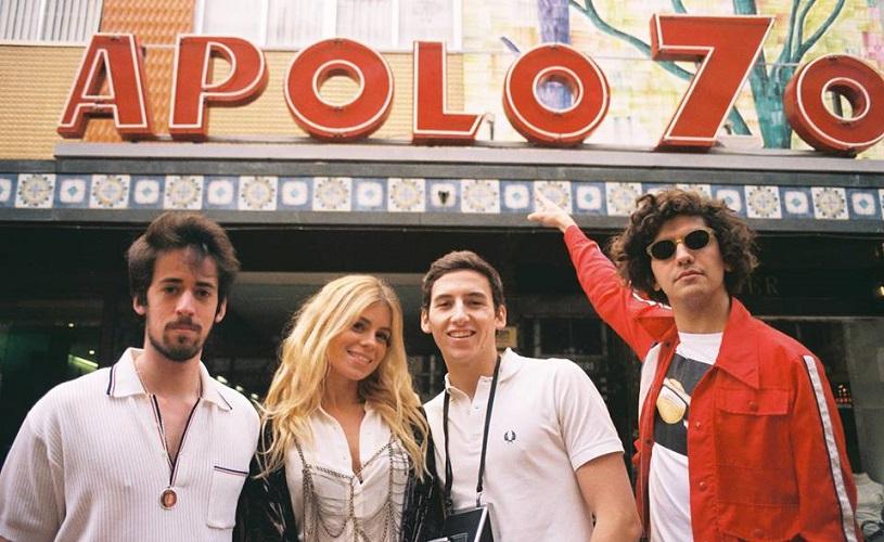 Capitães da Areia e Toulouse no Indie Music Fest'15