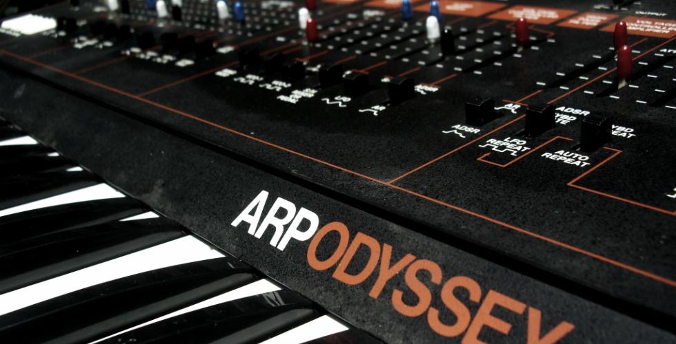 ARP Odyssey ressuscita!